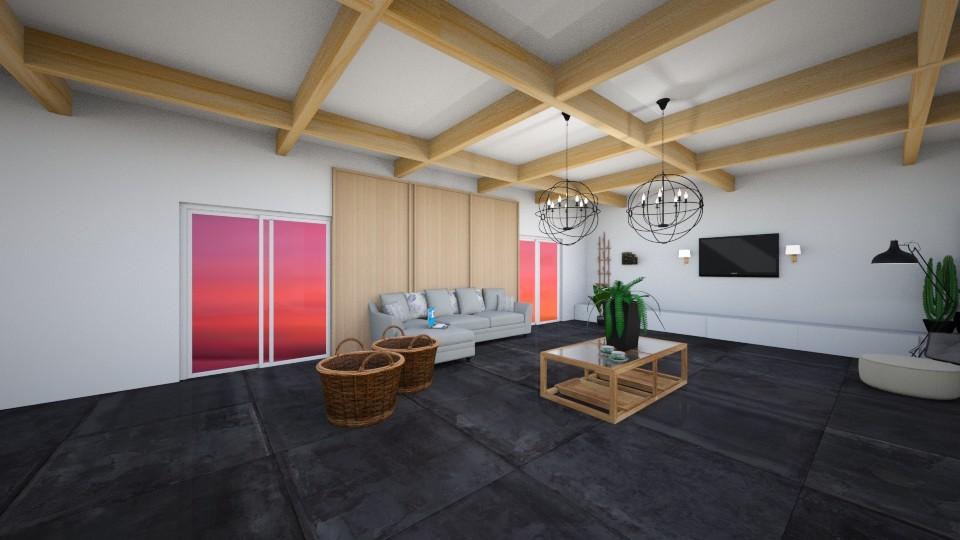 My Living Room Challenge - Living room - by Ancela MacRae
