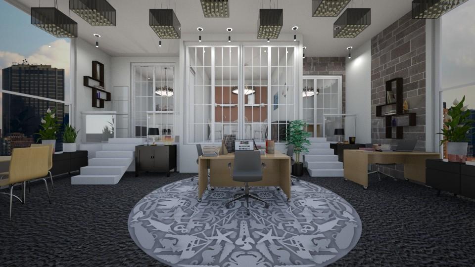 Office - by HazelEvangelista