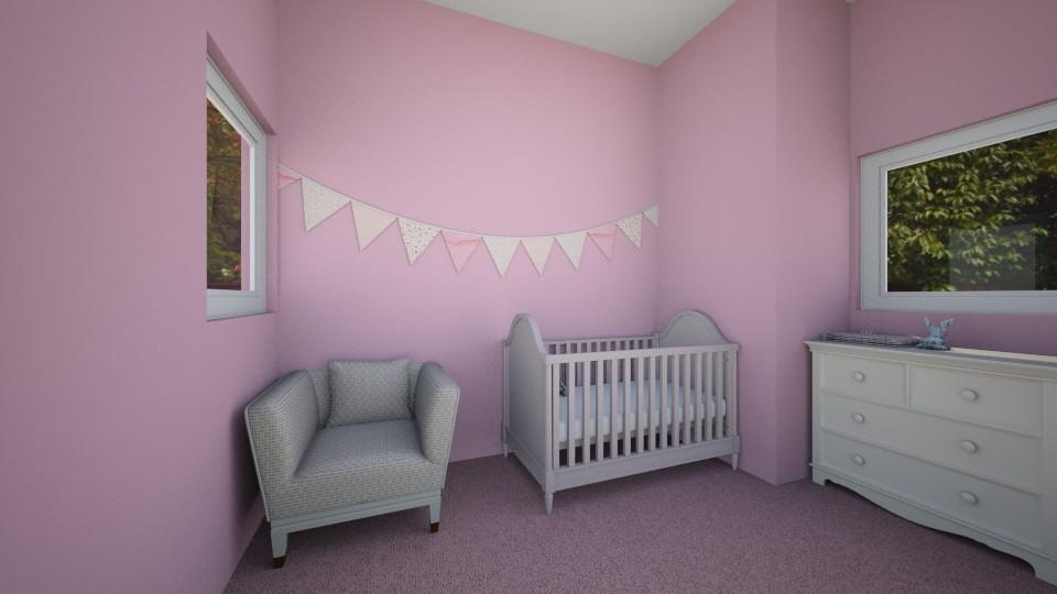 baby room - Classic - Kids room - by ckjewell