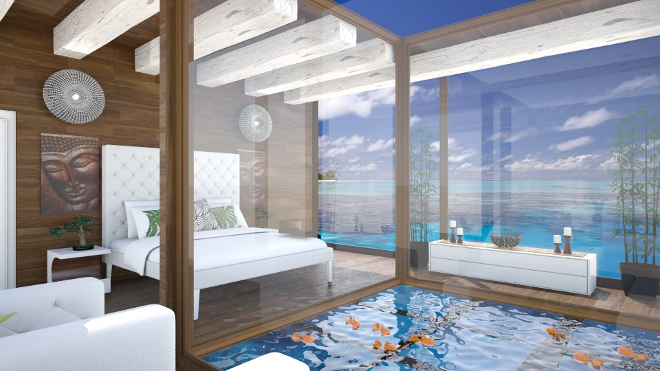 Ocean View - Modern - Bedroom - by hollyhough549