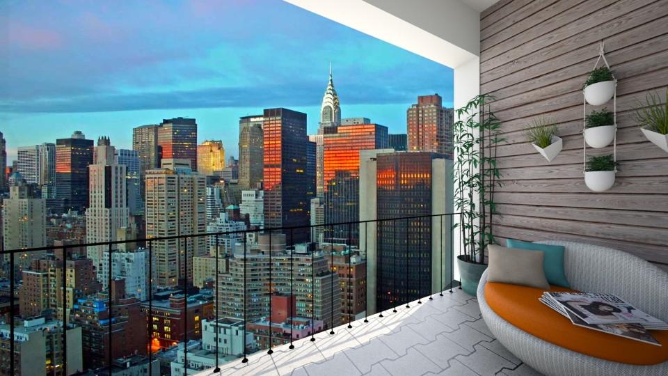 city terrace - Classic - Garden - by Cartell