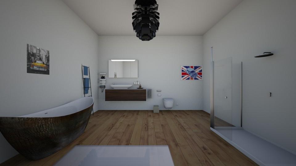 extrodinary - Classic - Bathroom - by brittanyburton