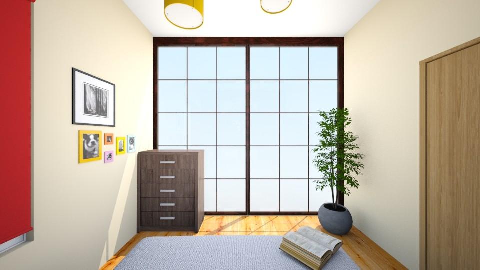 Sofiya - Bedroom - by Mobilis16