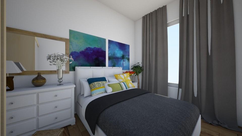 gnezdo2 - Bedroom - by elica676