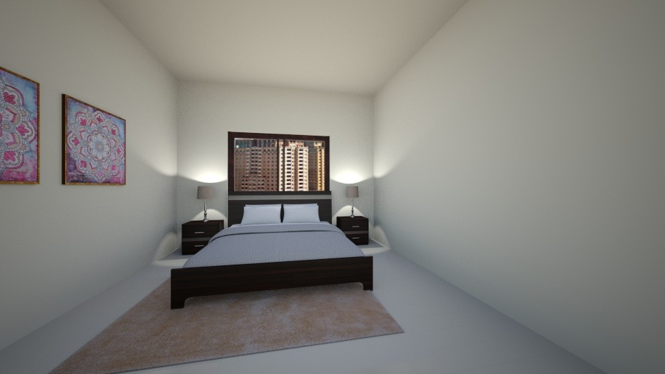 pearl qatar 401 - Living room - by mohamedaly