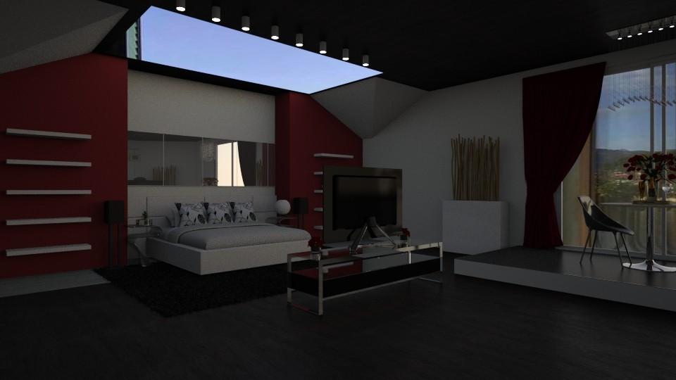 MI 03 - Bedroom - by i l o n a