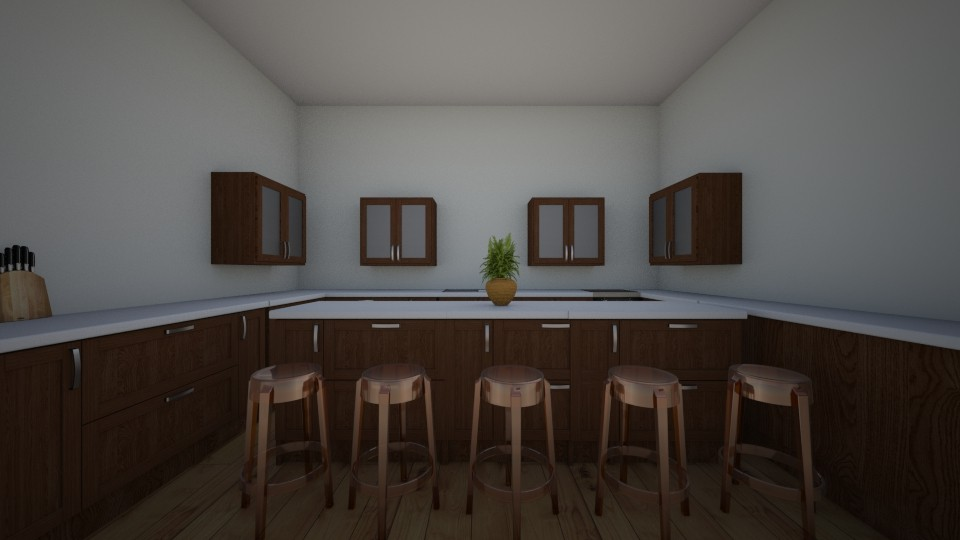 family kitchen - by jmeyer2x4