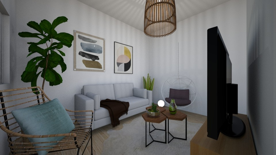 Living Room - Living room - by Marion_