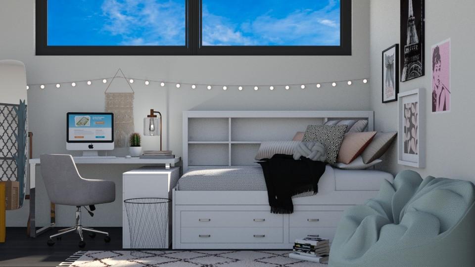 Dorm - by Brianna_322