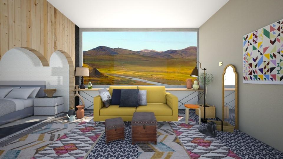 kokoo - Living room - by jojoclik