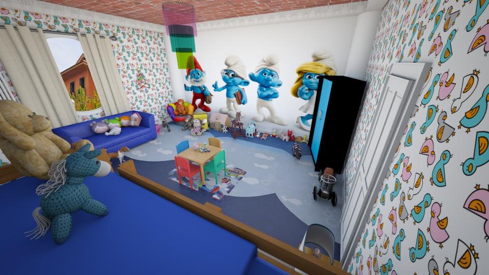 kids room - by Mehmet Durmus