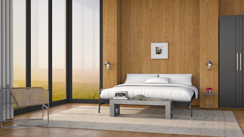 Morning Mist - Bedroom - by GraceKathryn