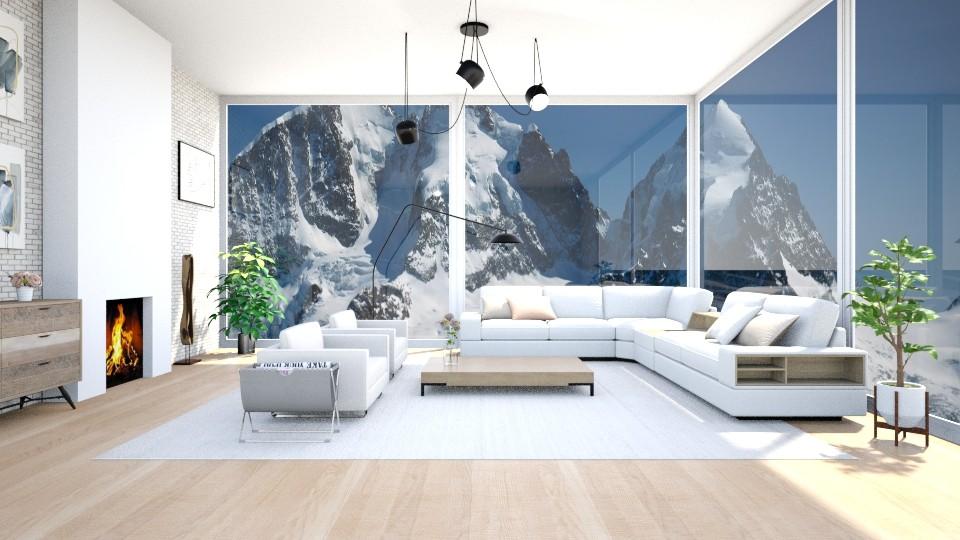 Alps - by aurora dobric