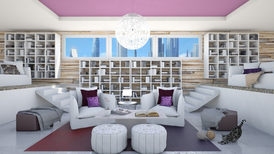 Moms B day room - Modern - Living room - by bgref