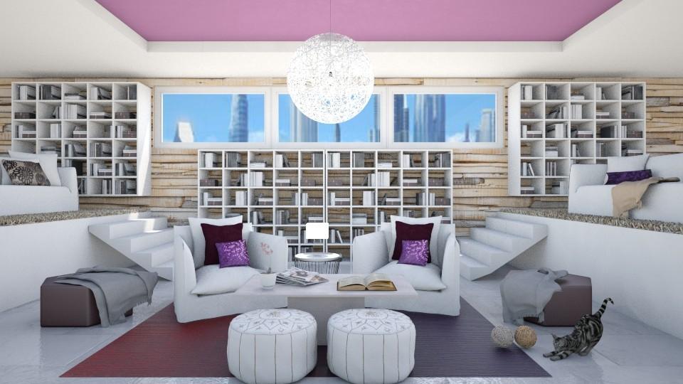 Moms B day room - Modern - Living room - by bgref