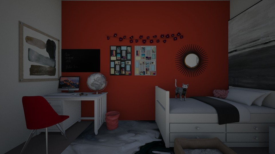 5 - Bedroom - by iampebbles