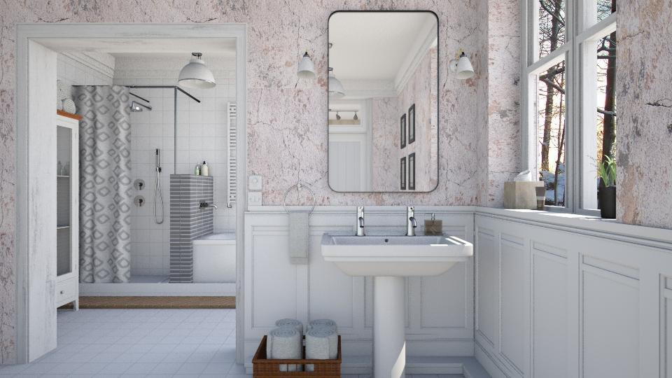Virtual bath bathroom by evahassing for Interactive bathroom