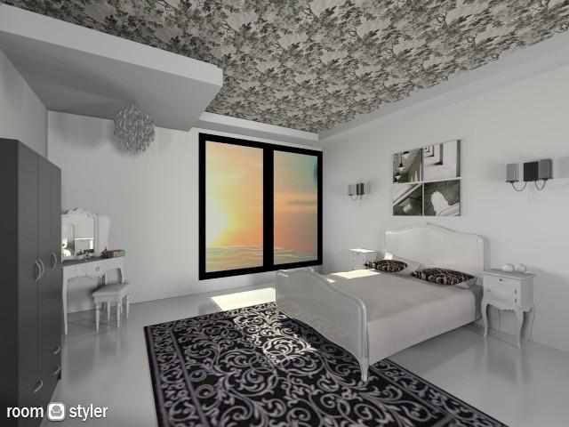 black and white65 - Bathroom - by maryam_bella_vita