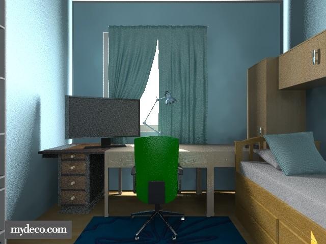 Mi habitacion - Bedroom - by Destiny07