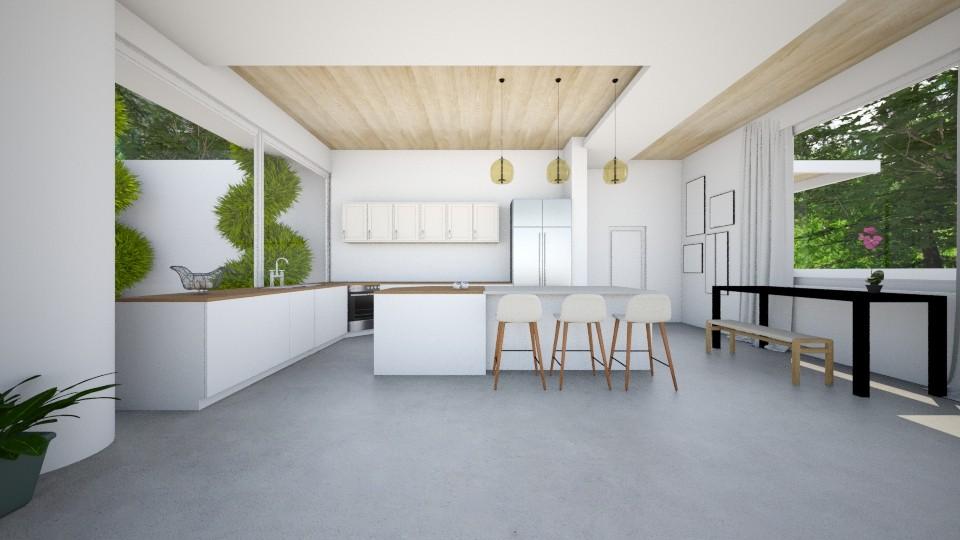 ML_Kitchen - by Cyndi Garcia
