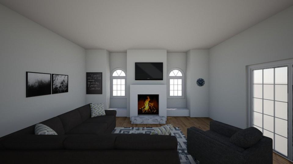 ROOM 8 - Living room - by BrynnWisse