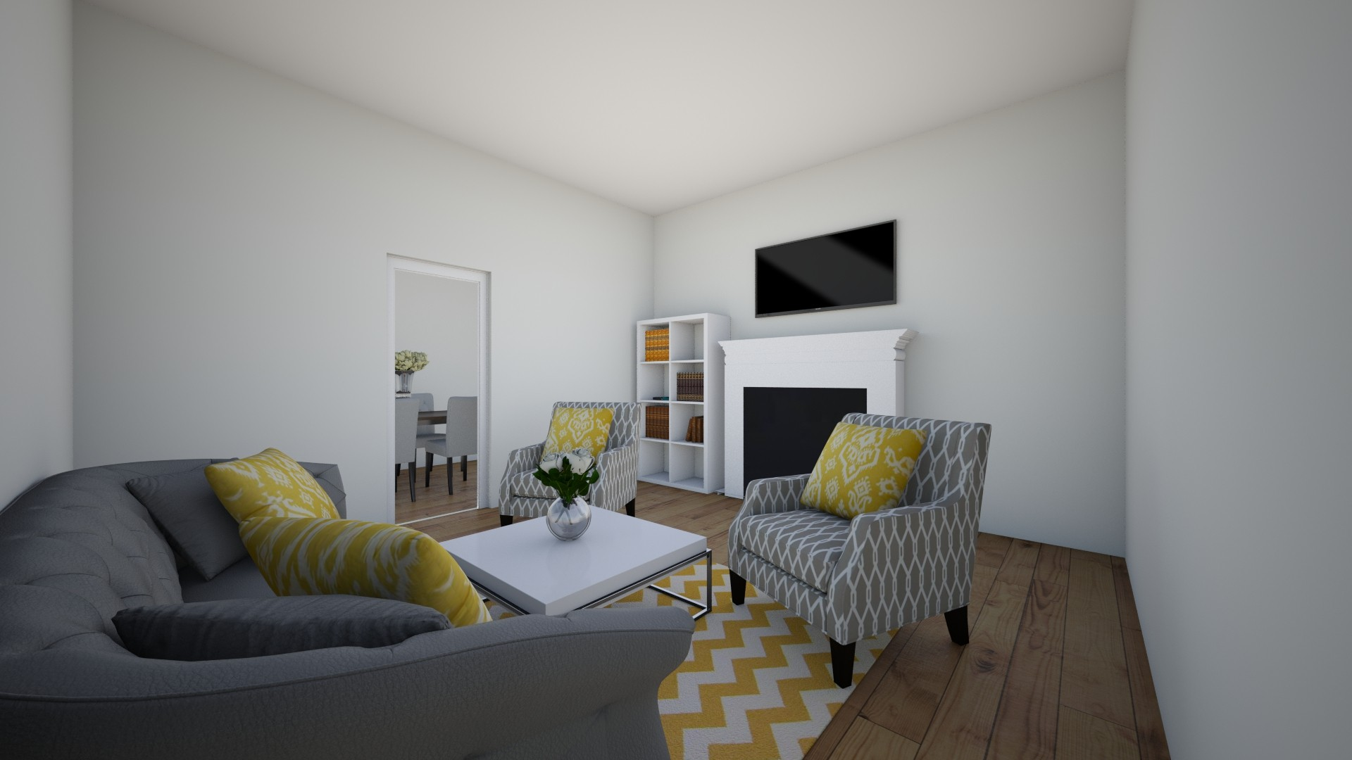 Living Room - Living room - by Khyra