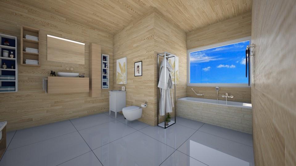 bathroom  - by Sofie 463
