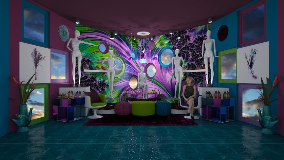 Crazy Decor - by Kelly Carter