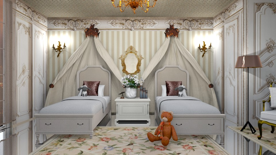 Pincesas Baby 2 - Classic - Bedroom - by yyyyy