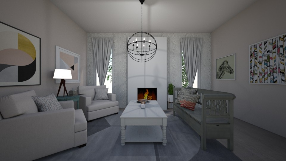 modern cozy - by Maddie0712