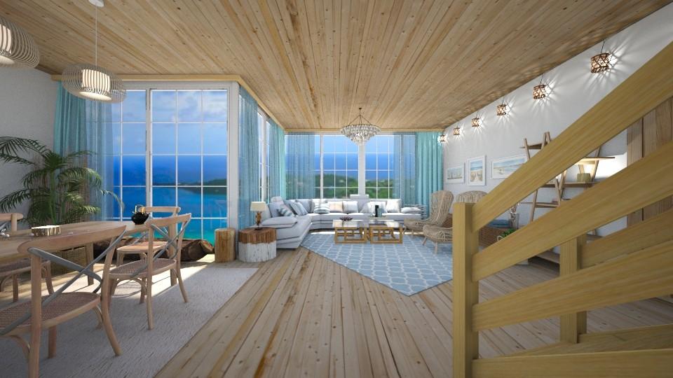 living room 10 - by cuneyt oznur