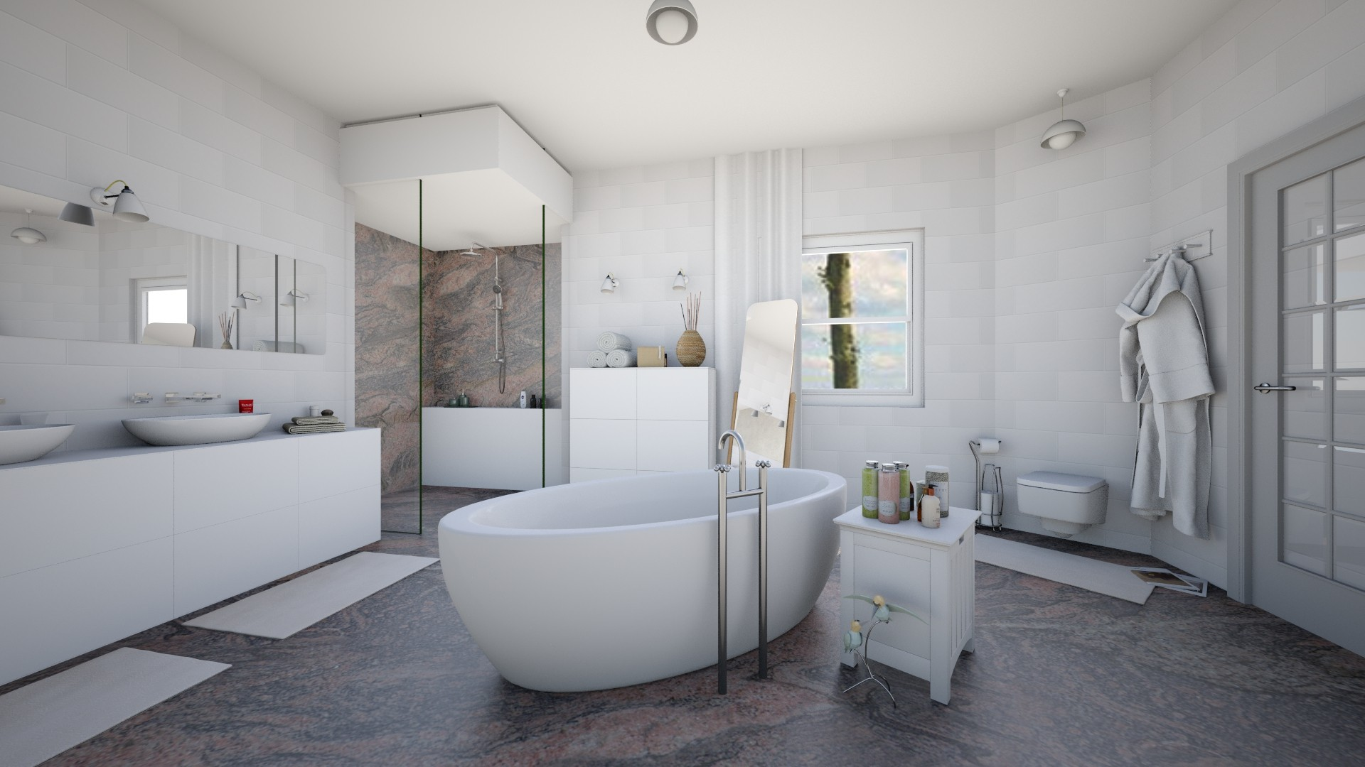 seifira - Modern - Bathroom - by ned31