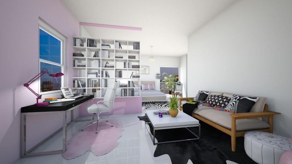 Designer Work Space - Modern - Office - by Yemascus