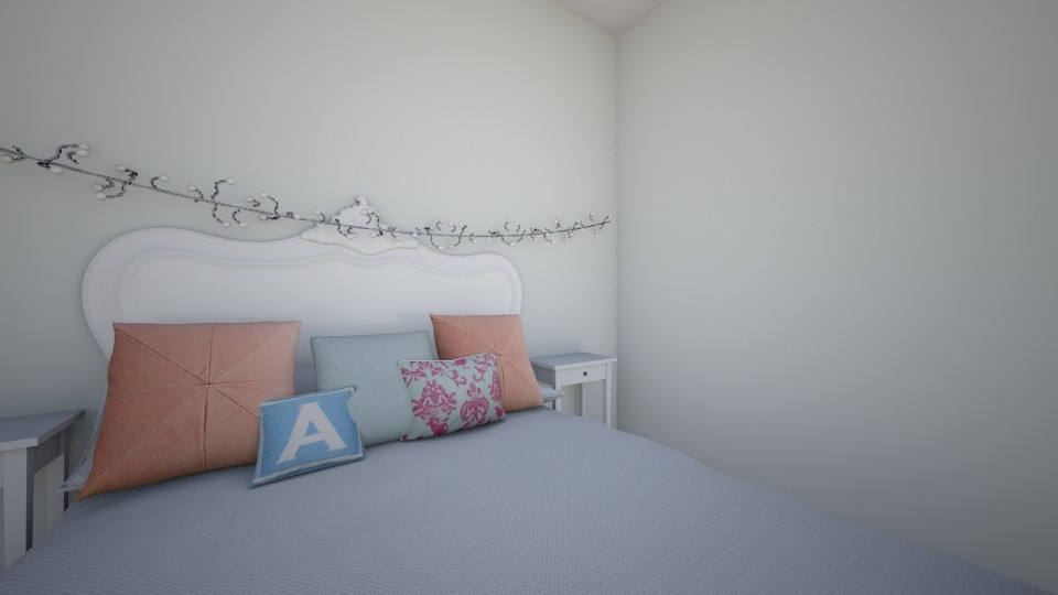 room - Bedroom - by corndog1122