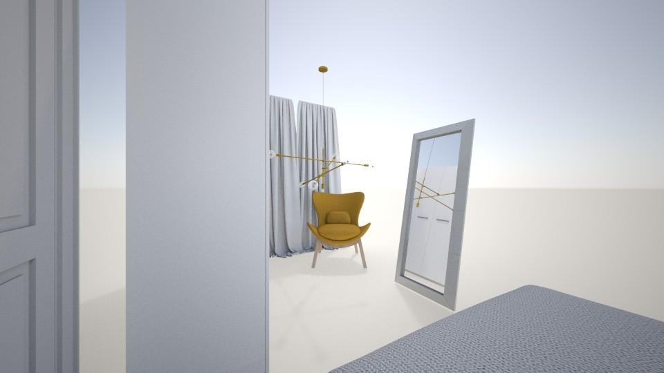 my bedroom - Modern - Bedroom - by elenka_fi