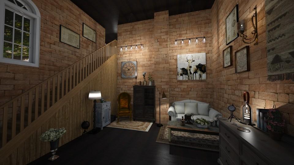 living room - by belavgeny
