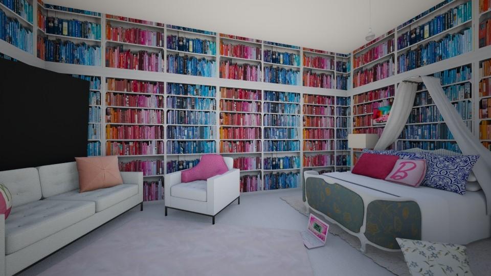 its barbie bihh - Modern - Bedroom - by BlacBree