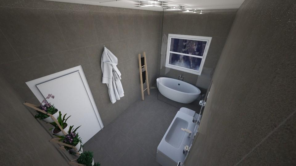 Bath - Modern - Bathroom - by AnaCatarina