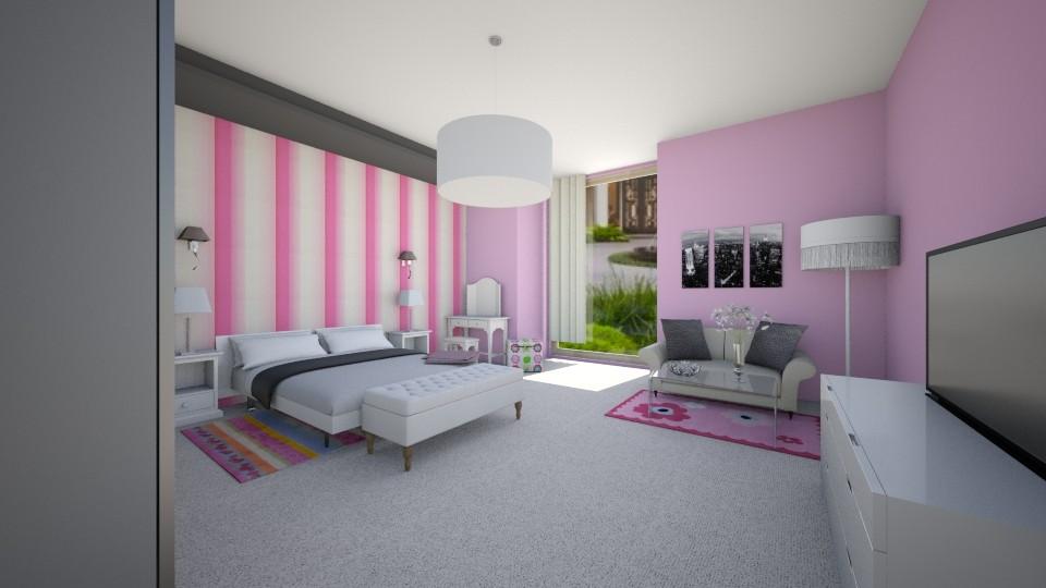 bedroom - Bedroom - by louahdi abir