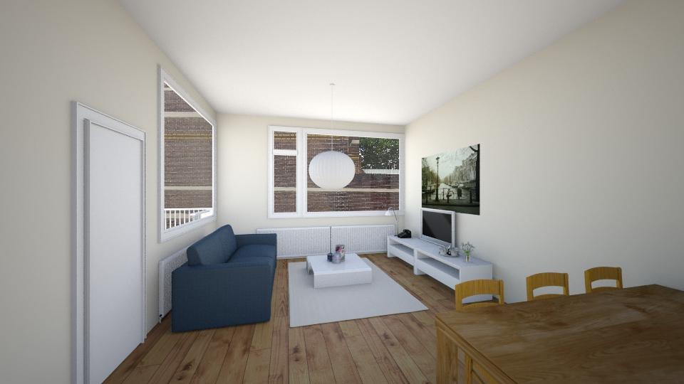 Sanne 9 - Living room - by VincentVg