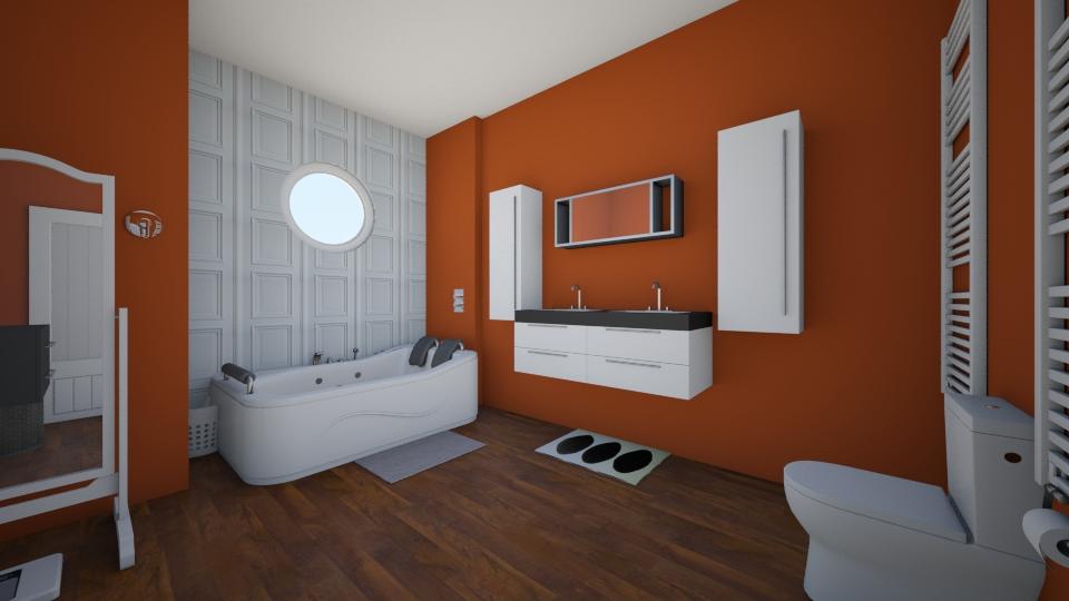 Ana 2 - Bathroom - by Ankica99M