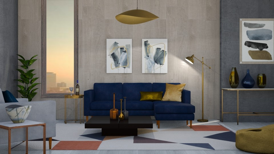 MCML - Modern - Living room - by Apartment19