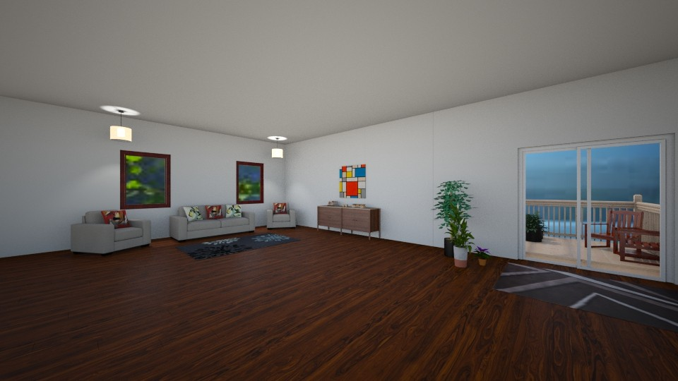 1 - Living room - by Riese1
