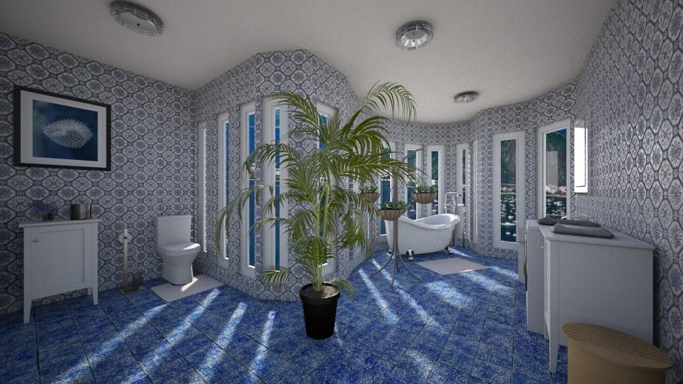 bathroom - Bathroom - by Berecz Viktor