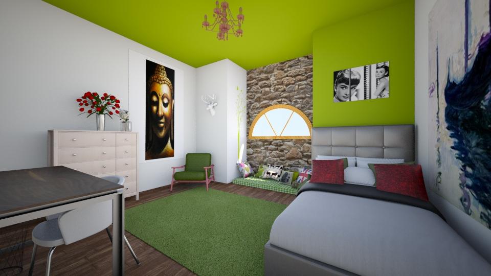 eivalmis1 - Global - Bedroom - by trAnsu