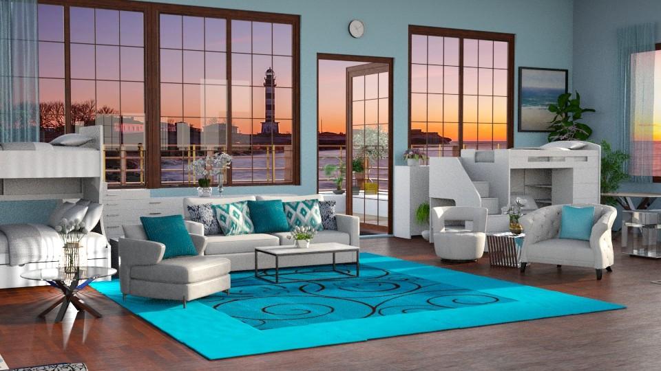 Jaya Revolve Panorama - Living room - by anchajaya