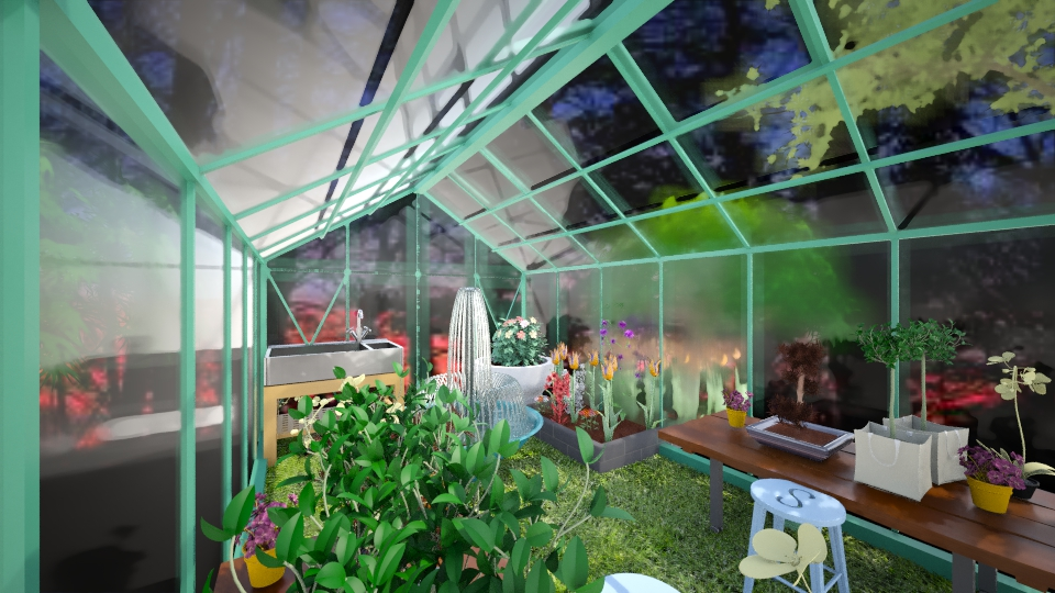 Greenhouse - by mbickel