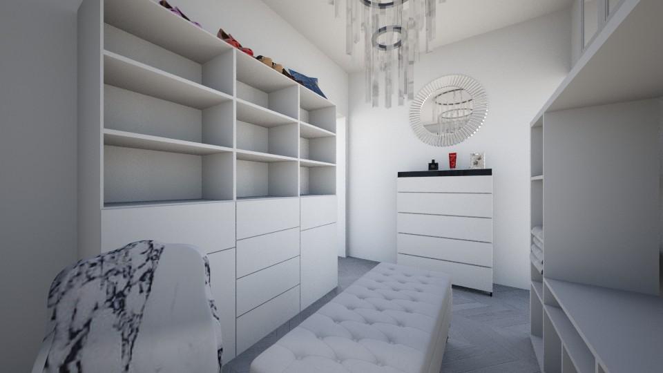 Selena walkin closet3 - by Kayla Roze
