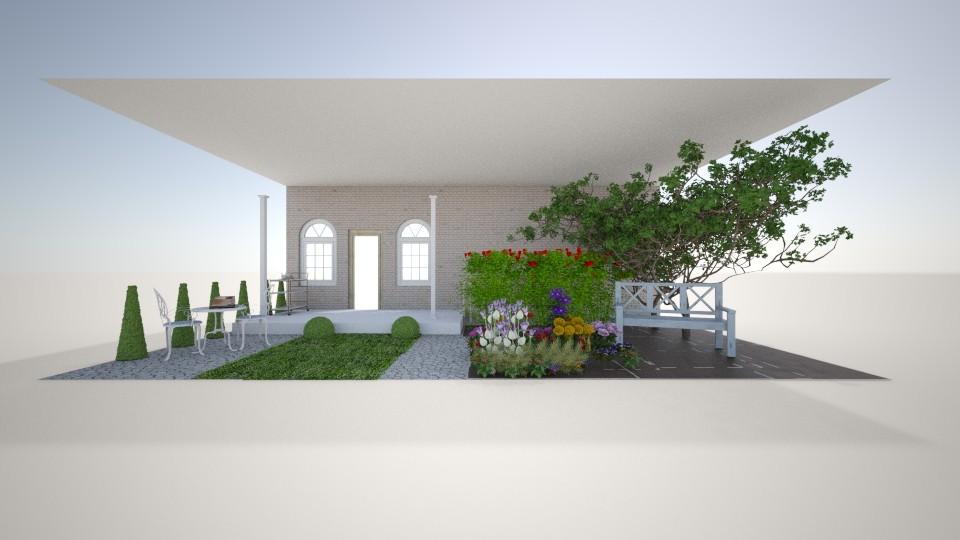 earnest act ii - Garden - by haho2794