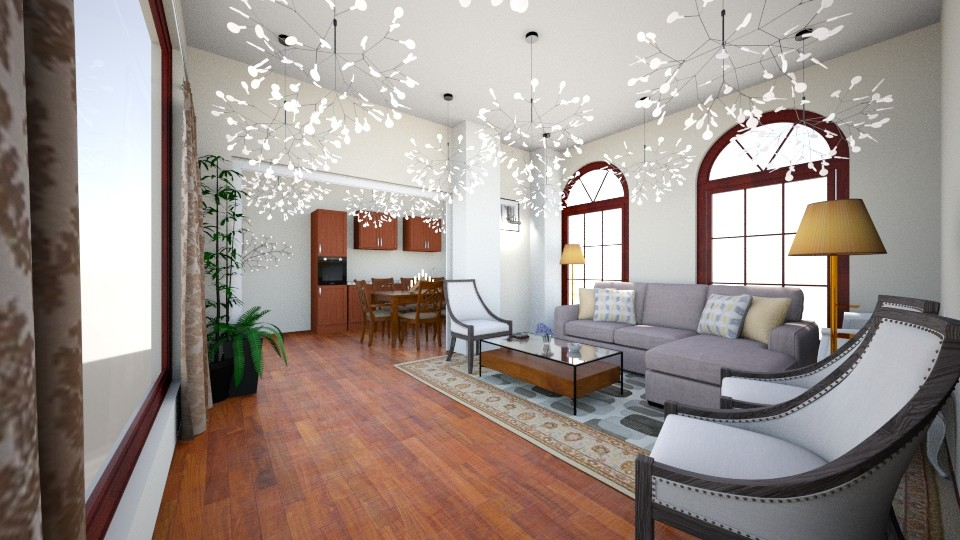 Santa Barbara - Classic - Dining room - by udanielle12